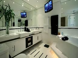 bathroom tv ideas bathroom outstanding apartment bathroom decorating ideas