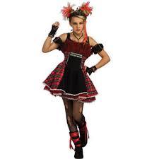 Ballerina Halloween Costume Rubie U0027s Costume Teen Gothic Punk Ballerina Dress Girls