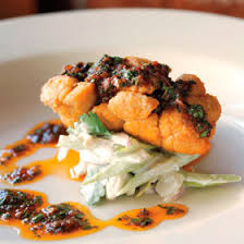 sweetbreads with sauce celery blue cheese dressing recipes