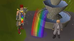 runescape is a pride event and players plan on rioting