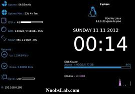 ubuntu network install tutorial install techno conky in ubuntu 13 10 12 04 12 10 12 04 any ubuntu