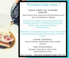 recrutement chef de cuisine molitor mgallery by sofitel hosco
