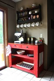 kitchen coffee bar ideas baby nursery pleasing kitchen coffee bar ideas home for wedding avec