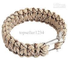braided cord bracelet images 2018 nylon braided parachute cord bracelet survival bracelet with jpg