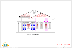 home plan and elevation 1200 sq ft home appliance