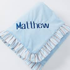 engraved blankets baby personalized blue baby blanket embroidered velour