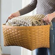 longberger the longaberger company blanket basket