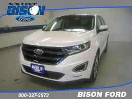 bison ford great falls 2017 ford edge for sale great falls mt