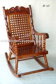 Wooden Hand Carved Rocking Chair Wooden Hand Carved Rocking Chair - Wooden rocking chair designs