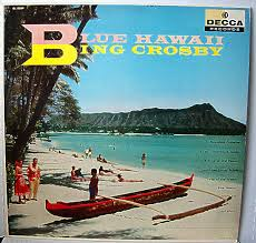 hawaii photo album crosby blue hawaii vinyl lp album at discogs