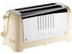 Duralit Toaster Deal Of The Week Stylish Cream Dualit Toaster U2013 Which News
