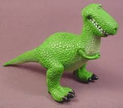 disney toy story rex dinosaur pvc figure 3