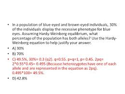 how to use the hardy weinberg equation jennarocca