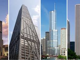 Map Of Chicago Downtown by 26 Iconic Downtown Buildings That Every Chicagoan Must Know