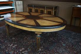 Black Oval Dining Room Table - furniture remarkable oval dining table with leaves is the best
