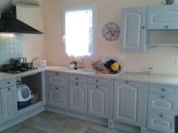 cuisine ceruse gris cuisine ceruse gris simple cuisine en l couleur aubergine aux