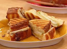 nutella pound cake panini recipe