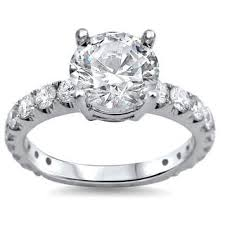 2ct engagement rings 2 to 2 5 carats engagement rings shop the best deals for nov