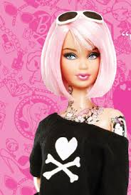 rockstar barbie never thought that ol u0027 gal could make me smile