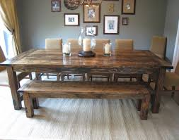 dining room amazing dining room sets with bench and chairs room