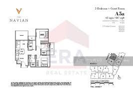 sqm to sqft the navian jalan eunos 4 bedrooms 893 sqft condominiums