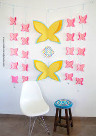 butterfly birthday wall decor that works for many occassions