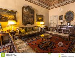 Tuscan Style Living Rooms Italy Historic Tuscany Style Living Room In A Museum In Volterr