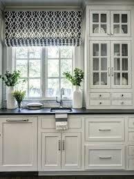 gardine für küche die besten 25 gardinen küche ideen auf küchengardinen