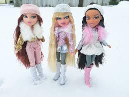 bratz pink winter dream doll review