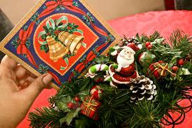 3 ways to display christmas cards wikihow