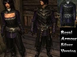 Skyrim Halloween Costume Dawnguard Vampire Armors Retexture Skyrim Nexus Mods