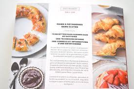 cuisine sans gluten livre mon livre et pâtisseries sans gluten