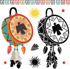 native american drum clipart clipartxtras