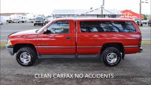 2005 Dodge Dakota Truck Cap - 1996 dodge ram 1500 4x4 long box 1 owner grandpa truck youtube