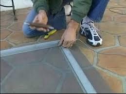 Patio Screen Door Repair Sliding Screen Door Repair Installing Spline In A Sliding Screen