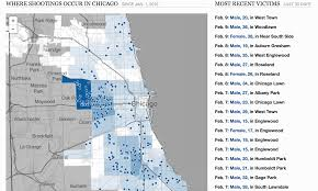 chicago map shootings east side chicago shooting victims update feb 12 2016