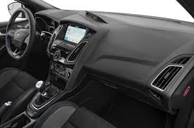 New Focus Interior New 2017 Ford Focus Rs Price Photos Reviews Safety Ratings