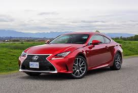 lexus is f sport 2017 2017 lexus rc 300 awd f sport review the car magazine