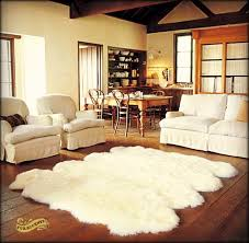 Faux Fur Area Rugs by Blog Fur Accents