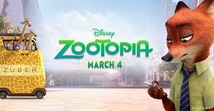 theme song zootopia zootopia your zuber is arriving now uber newsroom us