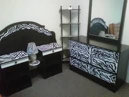 Zebra Print Bedroom Sets Zebra Bedroom Sets Photos And Video Wylielauderhouse Com