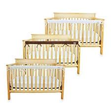 Convertible Crib Rail Crib Rail Covers Guards Teething Rail Covers Buybuy Baby