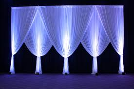 wedding backdrop drapes pipe and drape backdrop for weddings and events from 5 rental