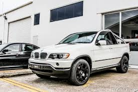 first bmw world first bmw x5 ute daily auto fix