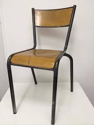 chaise d écolier vintage madame ki