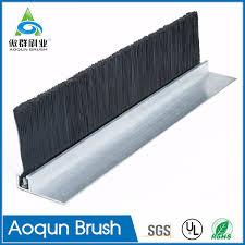 Garage Door Strip Seal by Door Brushes Strip U0026 Best Selling Customer Design Door Seal Brush