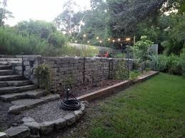 Backyard Wall Backyard Wall Ideas Photo Albums Catchy Homes Interior Design Ideas