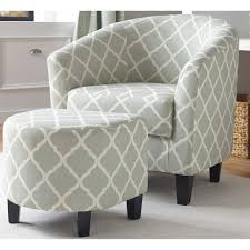 Slipcovers For Chair And Ottoman Chairs Chair And Ottoman Slipcover Gray Slipcovers Home Designs