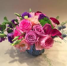 florist nyc ella fresh pink roses arrangement from nyc flower shop