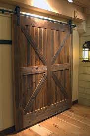interior barn door best 25 barn door for bathroom ideas on